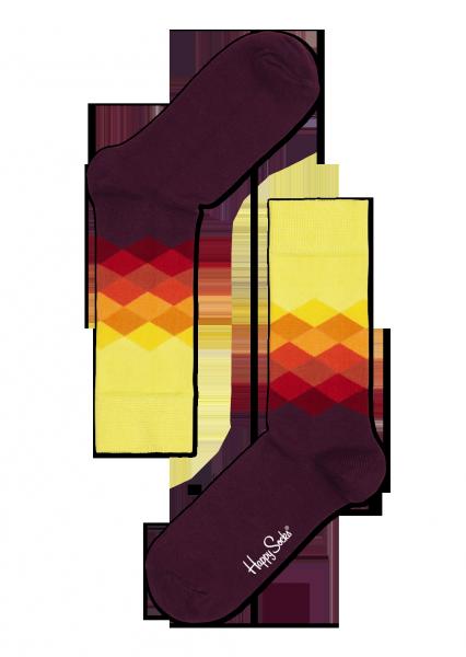 Faded diamond 2