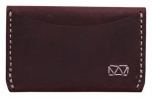The Astoria 3-pocket slim wallet