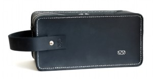 A fantastic leather dopp kit by Waskerd. It's really impressive how good a hand-made piece can look!