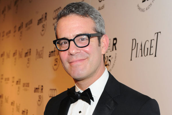 Andy Cohen glasses