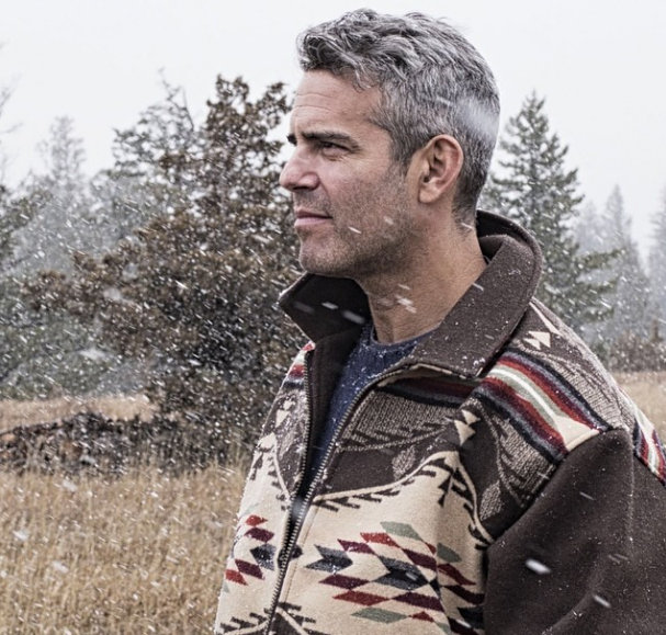 Andy Cohen winter