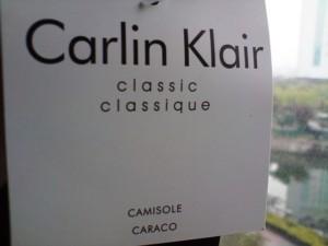 Calvin Klein knock-off