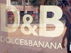 Dolce and Banana