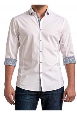 Shirt accent fabrics