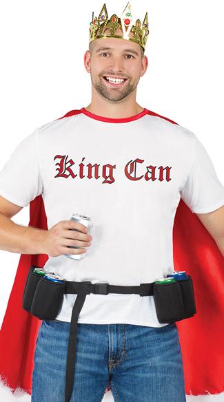 Beer king costume
