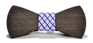Manhattan single wooden bow tie SwitchWood