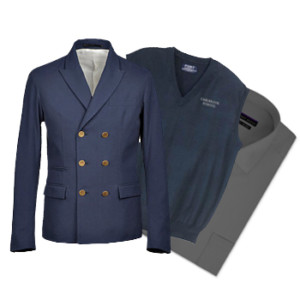 outfit idea for endomorph men