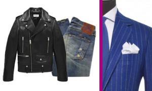 Outfits for mesomorph men