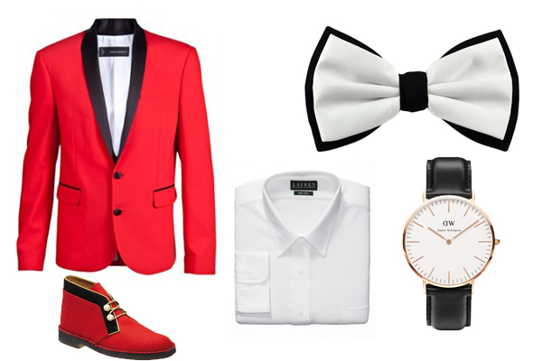 Men's Christmas Style Guide 2014