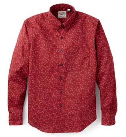 Naked and Famous Sport Shirt