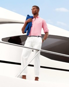 From the Polo by Ralph Lauren cruise 2014 collection