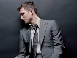 Man in Gray