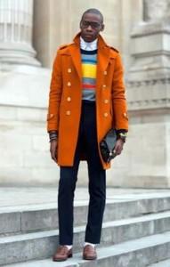 Man in Orange
