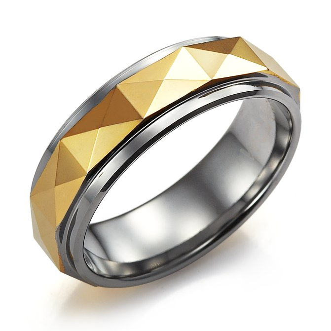 How To Wear Mens Rings