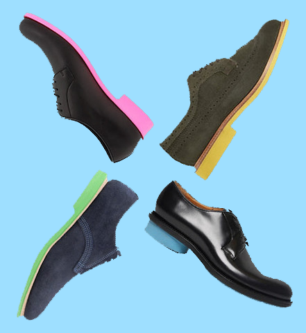 Great oxfords