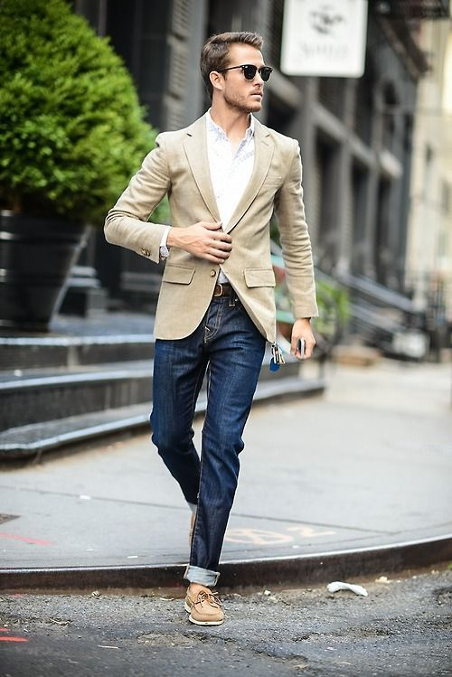 Mens spring outfit
