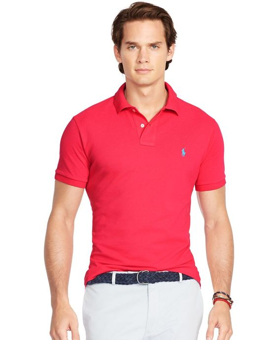 ralph lauren black polo shirt