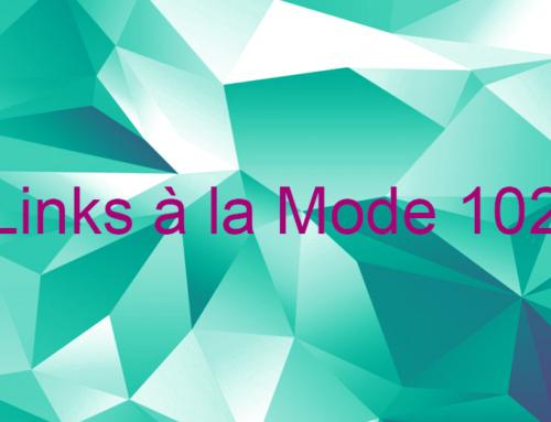 Links à la Mode 102
