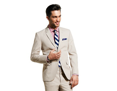 How to match striped shirts with striped ties attire club for How to match shirt and tie
