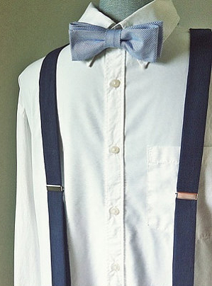 How To Wear Bow Ties With Suspenders Attire Club By F Amp F
